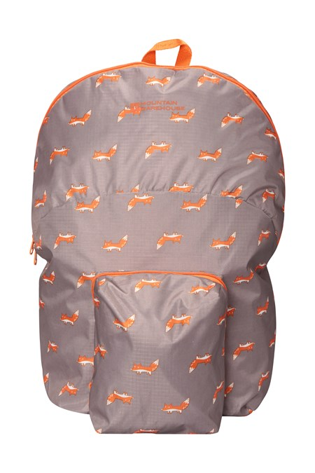030377 PRINTED PACKAWAY BACKPACK