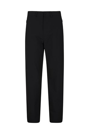 Mountain Mens Stretch Trousers - Short Length
