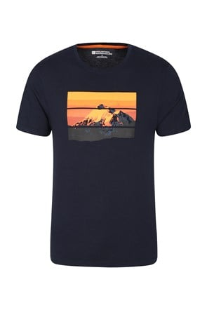T-Shirt Hommes Mountain Limits