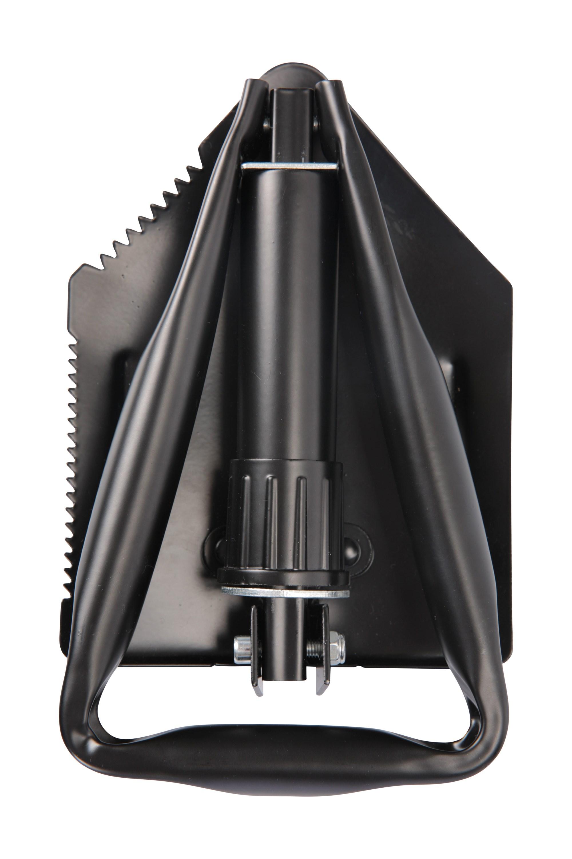 Folding Shovel – Black