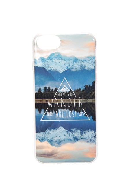 030406 UNIVERSAL PHONE CASE  - NOT ALL WHO WANDER