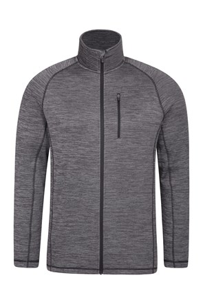 Dash Mens Full Zip Fleece