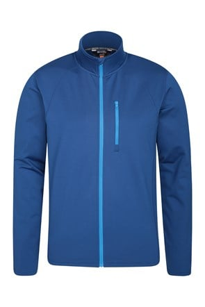 Breeze Mens Full-Zip Midlayer