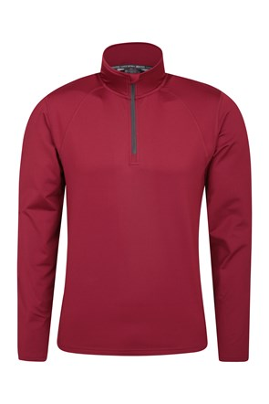 Breeze Half-Zip Mens Midlayer