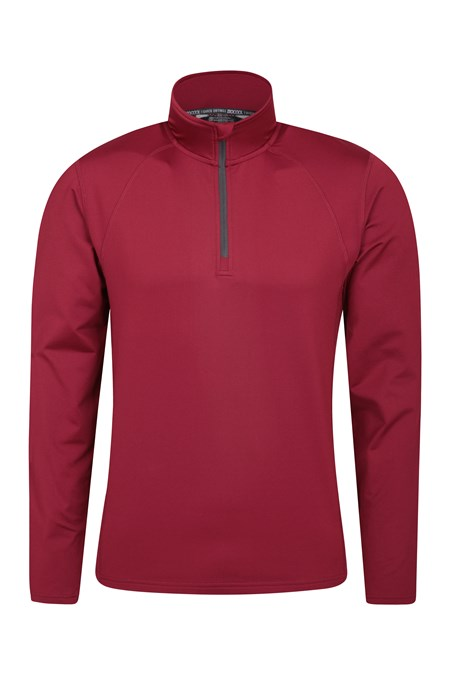 030434 BREEZE HALF ZIP