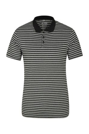 Bounce Stripe II Herren Polo-Shirt