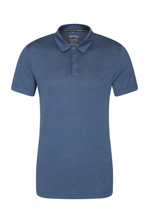 Polo IsoCool Hommes Lightweight