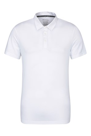 Lightweight IsoCool Mens Polo