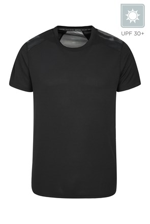 Aspect Printed Mens Panel Tee