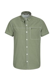 Vacation Mens Check Shirt