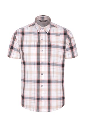 Chemise Hommes Vacation Check