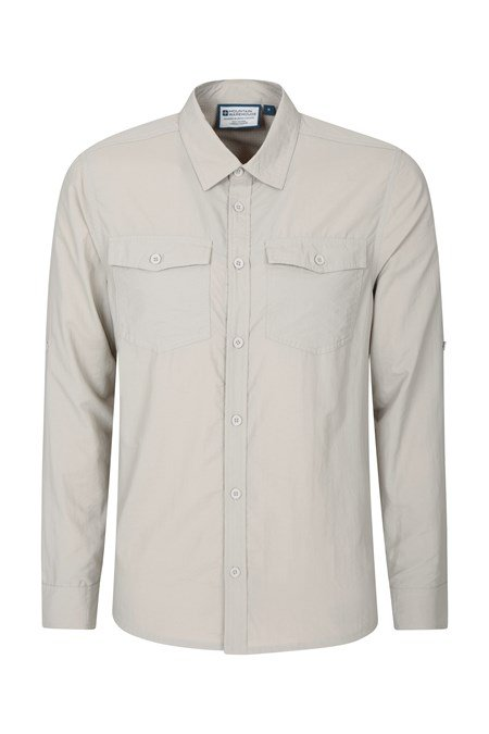 030445 NAVIGATOR ANTI-MOSQUITO CONVERTIBLE SHIRT