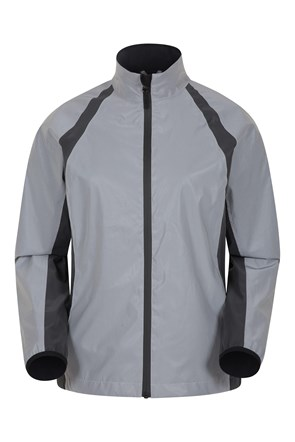 Shine 360° Reflective Wasserdichte Damenjacke