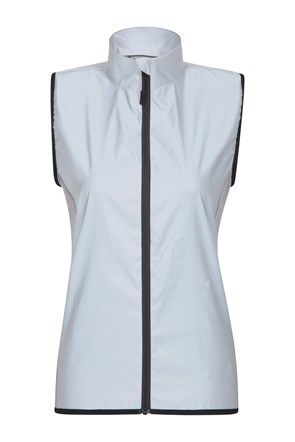 360 Silver Reflect Womens Vest