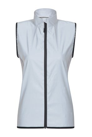 360 Silver Reflect Womens Gilet