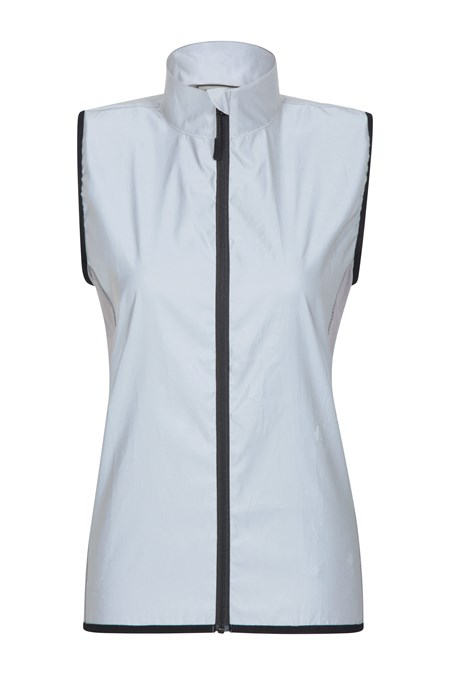 030455 360 SILVER REFLECT WOMENS GILET