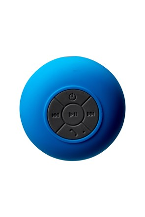 Bright Round Shower Speaker
