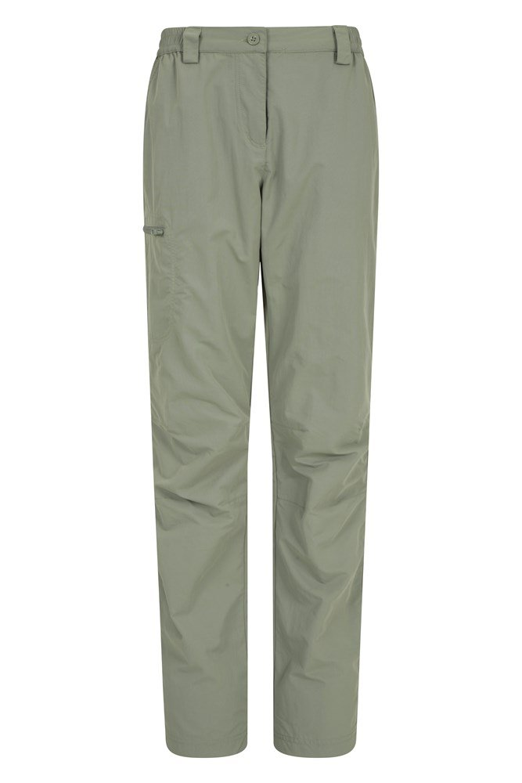 Navigator Anti-Mosquito - spodnie damskie - Green