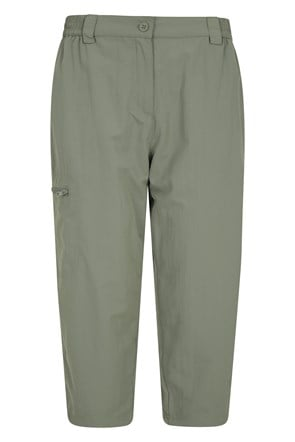 Navigator Anti-Mosquito Womens Capri-Trousers