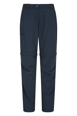 Navigator Anti-Mosquito Womens  Zip-Off Trousers