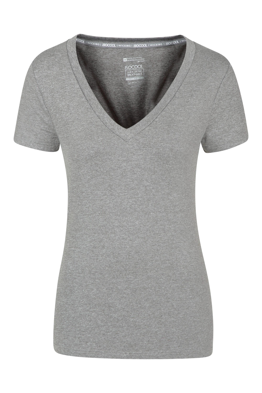 Vitality - koszulka damska - Grey