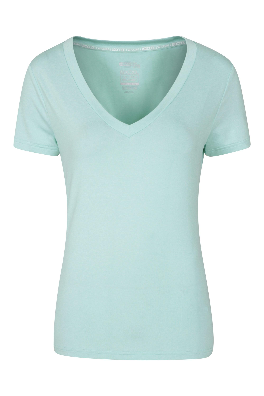 Vitality - koszulka damska - Green