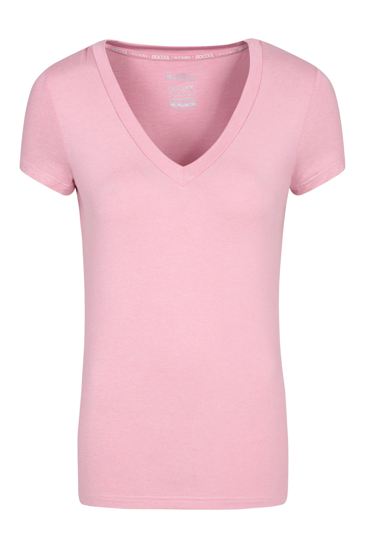 Vitality - koszulka damska - Pink