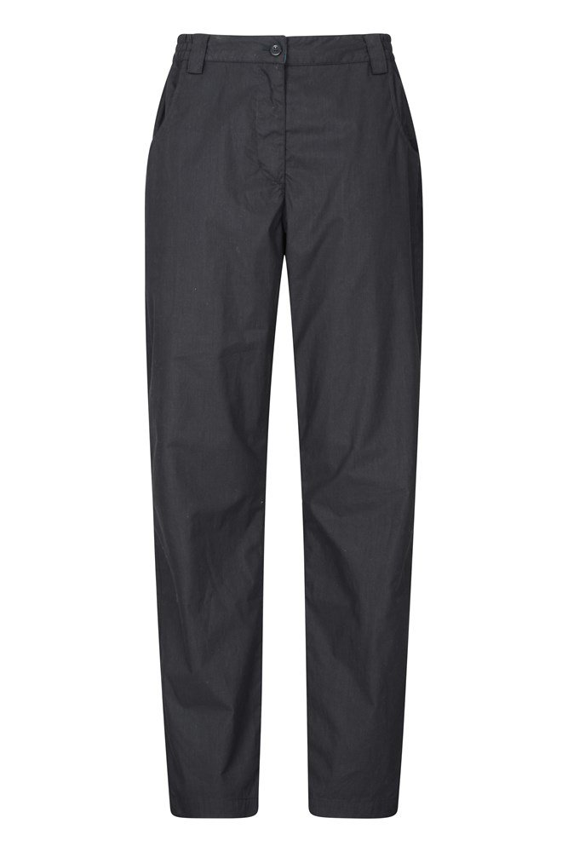 Quest - spodnie damskie - Black