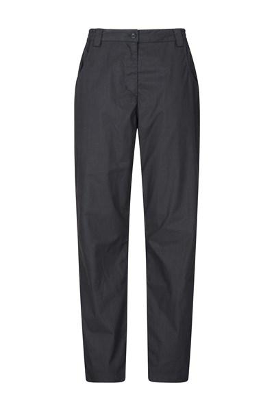 Quest Womens Trousers - Long Length - Black