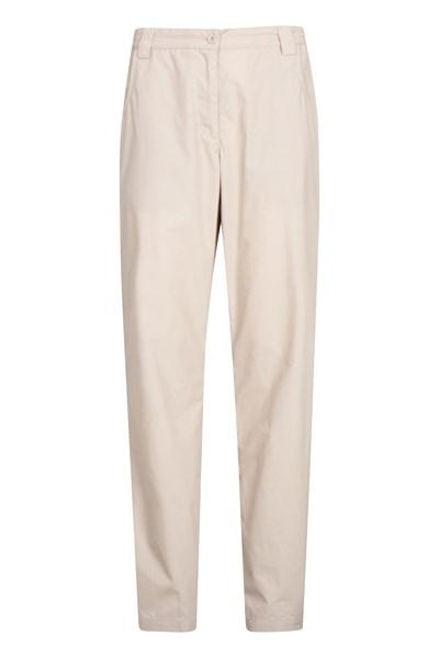 Quest Womens Trousers - Beige