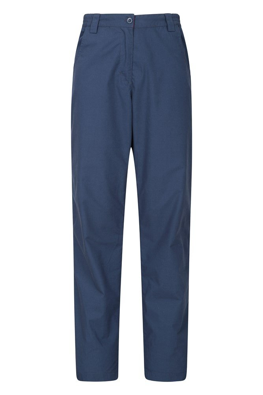 Quest - spodnie damskie - Navy