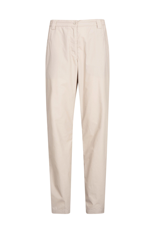 Quest - spodnie damskie - Beige