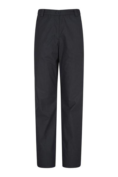Quest Womens Trousers - Short Length - Black