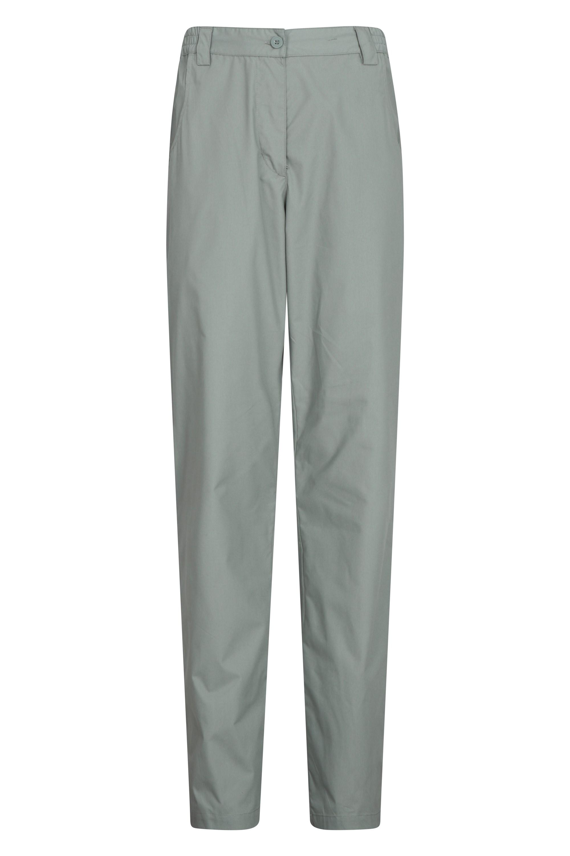 Quest - spodnie damskie - Green