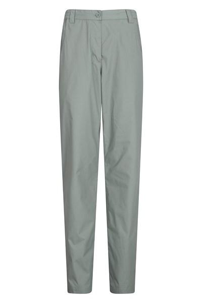 Quest Womens Trousers - Short Length - Green