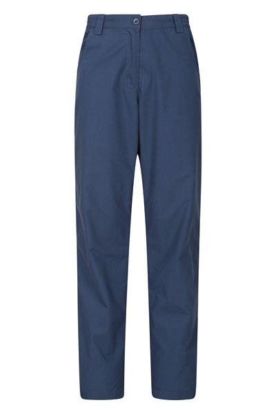 Quest Womens Trousers - Short Length - Navy