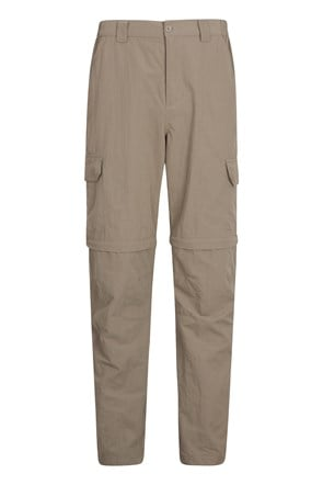 Navigator Anti-Mosquito Zip-Off Mens Trousers