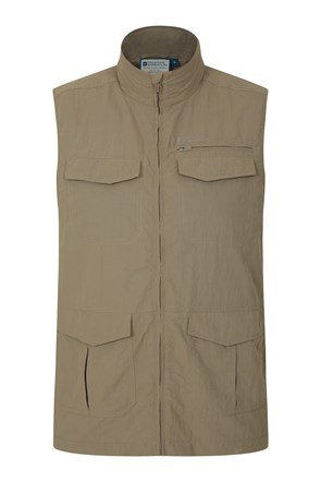 Gilet Anti-Insectes Hommes Navigator