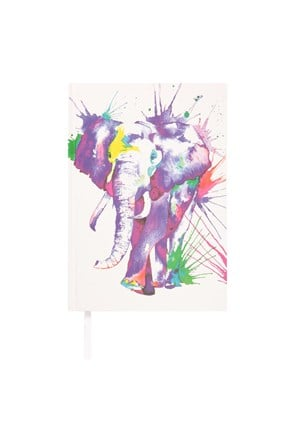 Elephant A5 Hardback Notebook