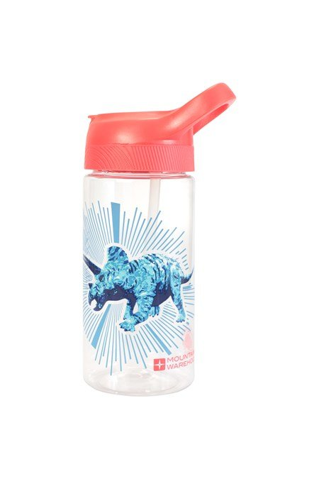 030707 EXPLORER BOTTLE TRICERATOPS 500ML