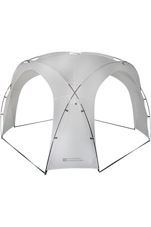 UV Protection Camping Event Shelter - 3 x 3m