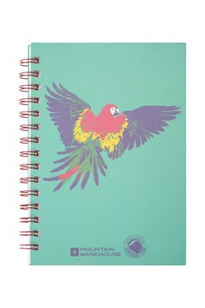 Explorer Macaw Notepad