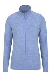 Bend And Stretch Womens Full Zip Midlayer