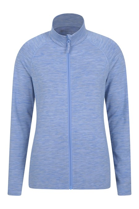 030835 BEND AND STRETCH WOMENS FULL ZIP MIDLAYER