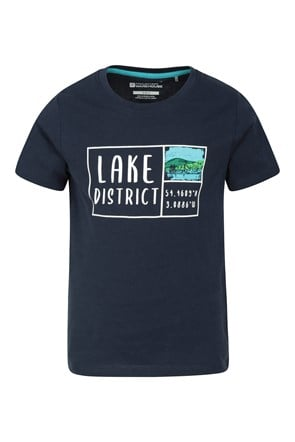 Lake District Kids Tee