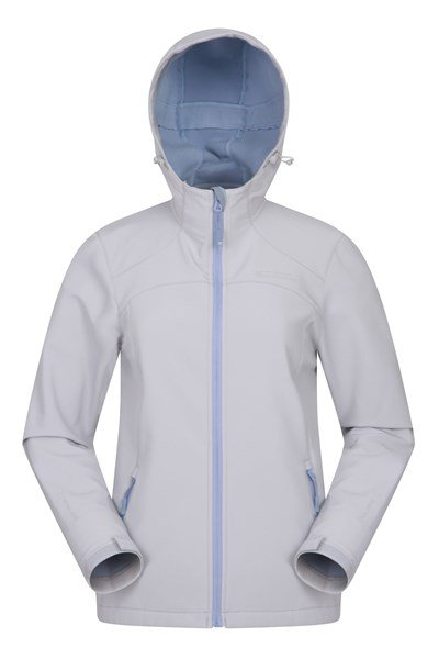 Egress Womens Softshell - Grey