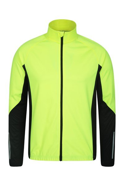 Mens Cycle Top - Yellow