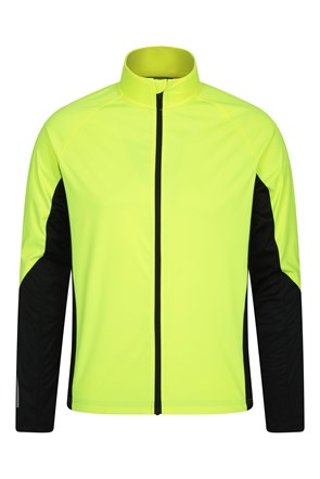 Cycle Mens High-Vis Midlayer Top