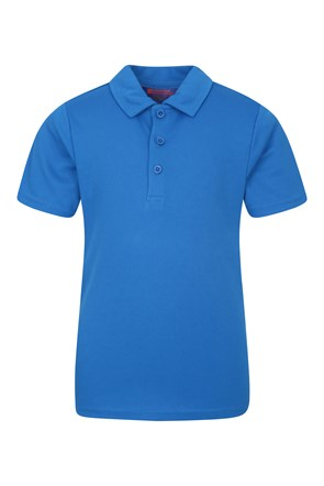 Sprint Kids Polo Tee