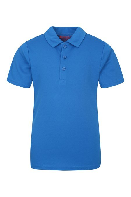 031091 SPRINT KIDS POLO TEE